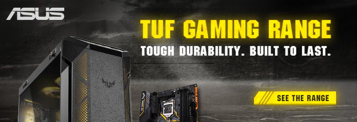 TUF Gaming Range See the Range