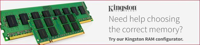 Kingston Configurator