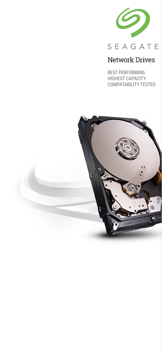 Seagate Hard Drives