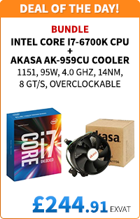 Intel Core I7-6700K  CPU Bundle