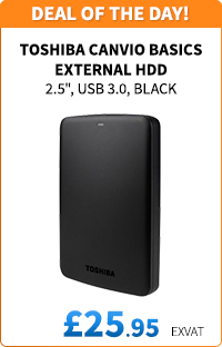 Toshiba 500GB Canvio Basics External Hard Drive