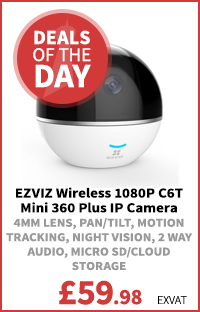 EZVIZ Wireless 1080P C6T