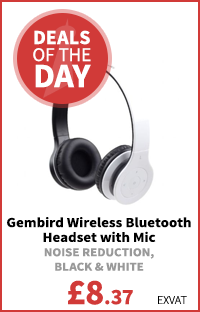 Gembird Wireless Bluetooth Headset