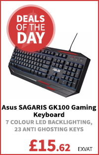 Asus SAGARIS GK100 Gaming Keyboard