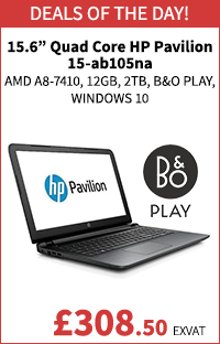 HP 15-ab105na Pavilion Laptop