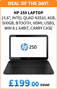 HP 250 Laptop