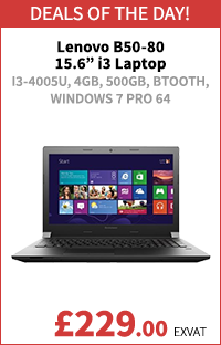 Lenovo B50-80 Laptop