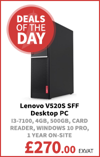 Lenovo V520S SFF Desktop PC