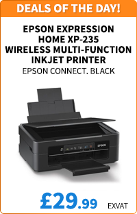 Epson Expression Home XP-235 Wireless Multi-Function Inkjet Printer