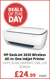 HP DeskJet 3630 Wireless All-in-One Inkjet Printer