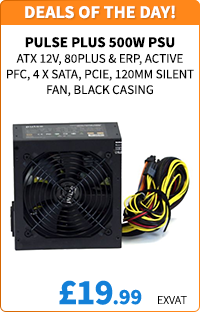 Pulse Plus 500W PSU