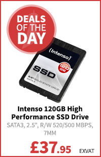 Intenso 120GB High Performance SSD Drive