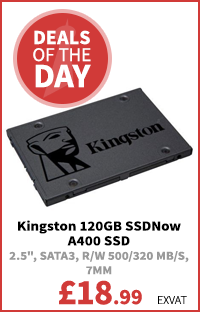 Kingston 120GB SSDNow A400