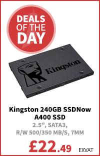 Kingston 240GB SSDNow A400