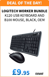 Logitech Worker Bundle
