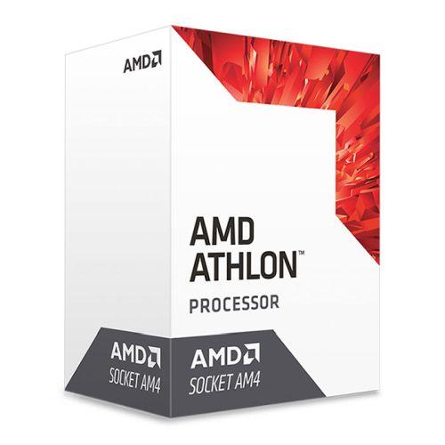 AMD Athlon X4 950 CPU, AM4, 3.5GHz (3.8 Turbo), Quad Core, 65W, 2MB Cache, 28nm, No Graphics