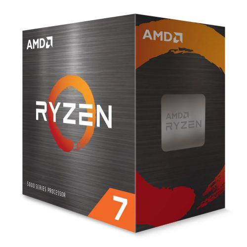 AMD Ryzen 7 5800X CPU, AM4, 3.8GHz (4.7 Turbo), 8-Core, 105W, 36MB Cache, 7nm, 5th Gen, No Graphics, NO HEATSINK/FAN