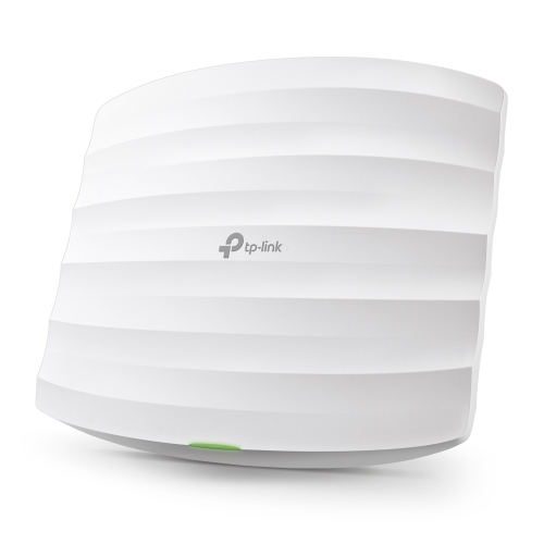 TP-LINK (EAP265 HD) AC1750 Dual Band Wireless Ceiling Mount Access Point, PoE, GB LAN, MU-MIMO, Free Software
