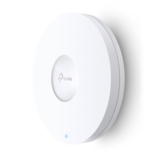 TP-LINK (EAP620 HD) AX1800 Dual Band Wireless Ceiling Mount Access Point, PoE+, GB LAN, MU-MIMO, Free Software