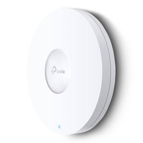 TP-LINK (EAP660 HD) AX3600 Dual Band Wireless Multi-Gigabit Ceiling Mount Access Point, PoE+, 2.5GB LAN, MU-MIMO, Free Software