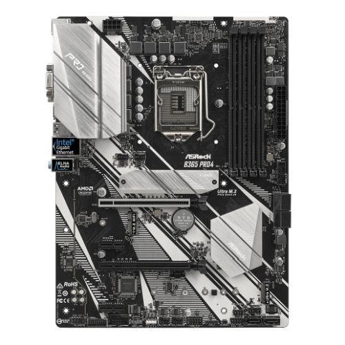 Asrock B365 PRO4, Intel B365, 1151, ATX, 4 DDR4, CrossFire, VGA, DVI, HDMI