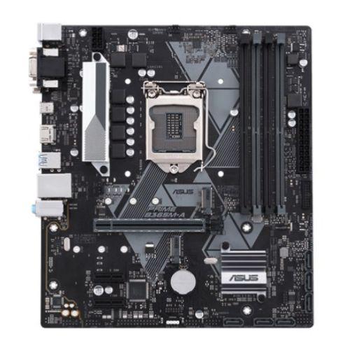 Asus PRIME B365M-A, Intel B365, 1151, Micro ATX, 4 DDR4, VGA, DVI, HDMI, M.2