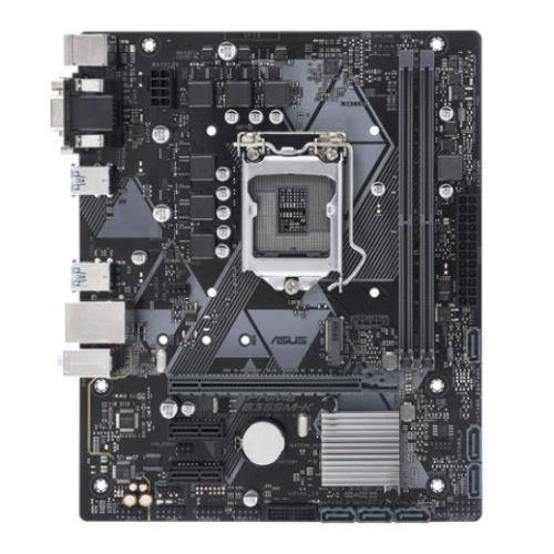 Asus PRIME B365M-K, Intel B365, 1151, Micro ATX, 2 DDR4, VGA, DVI, M.2