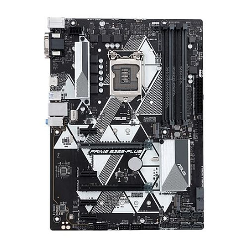 Asus PRIME B365-PLUS, Intel B365, 1151, ATX, 4 DDR4, CrossFire, VGA, DVI, HDMI, M.2