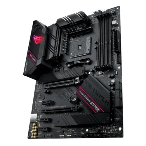 Asus ROG STRIX B550-F GAMING, AMD B550, AM4, ATX, 4 DDR4, HDMI, DP, XFire, 2.5GB LAN, RGB Lighting, M.2
