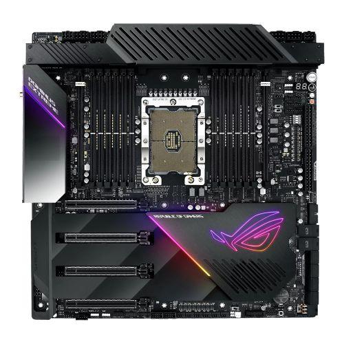 Asus ROG DOMINUS EXTREME, Intel C621, S 3647, EEB, 12 DDR4, XFire/SLI, 10G LAN, Wi-Fi, Dual DIMM.2, Quad M.2, RGB Lighting