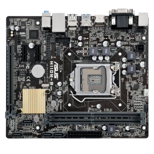 Asus H110M-R/C/SI Motherboard