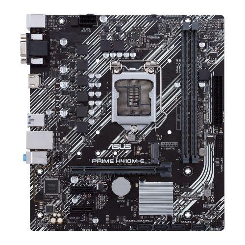 Asus PRIME H410M-E, Intel H410, 1200, Micro ATX, 2 DDR4, VGA, HDMI, M.2