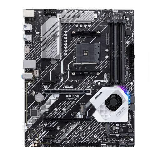 Asus PRIME X570-P, AMD X570, AM4, ATX, 4 DDR4, HDMI, XFire, PCIe4, M.2