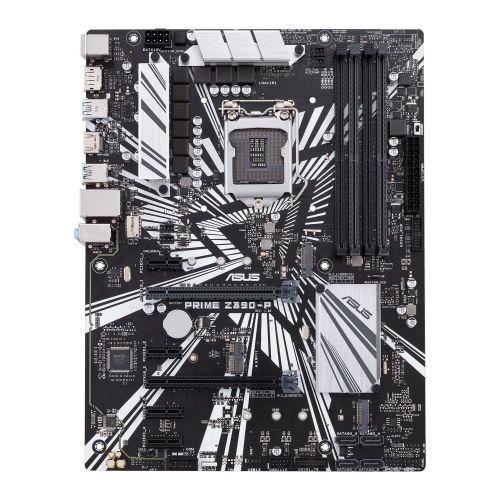 Asus PRIME Z390-P, Intel Z390, 1151, ATX, 4 DDR4, XFire, HDMI, DP, Dual M.2