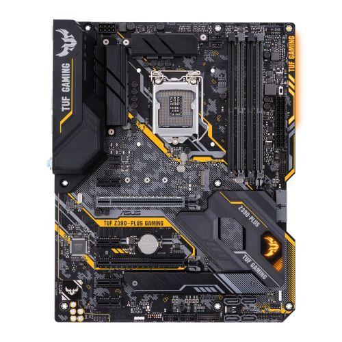 Asus TUF Z390-PLUS GAMING, Intel Z390, 1151, ATX, XFire, HDMI, DP, RGB Lighting, M.2