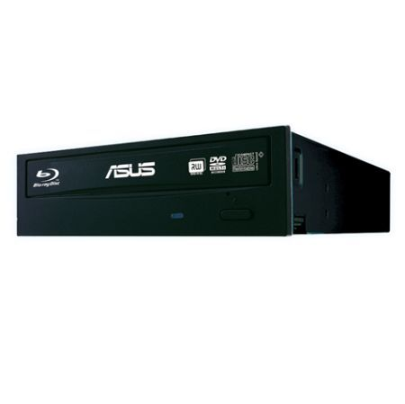 Asus (BW-16D1HT) Blu-Ray Writer, 16x, SATA, Black, BDXL & M-Disc Support, Cyberlink Power2Go 8, OEM