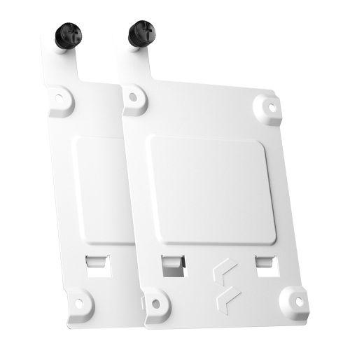 Fractal Design SSD Tray Kit - Type-B (2-pack), White, 2x 2.5