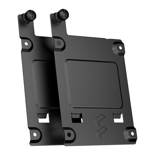 Fractal Design SSD Tray Kit - Type-B (2-pack), Black, 2x 2.5
