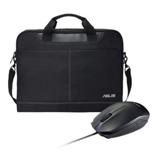 Asus NEREUS Carry Case & UT280 Mouse Soft Bundle - 16