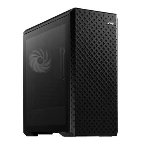 ADATA XPG Defender Pro ARGB Gaming Case w/ Glass Window, E-ATX/EEB, Mesh Front w/ ARGB Strips, 3 ARGB Fans, ARGB Controller, Black