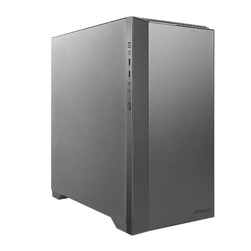 Antec P82 Silent Performance Case, ATX, No PSU, Sound-Dampening Side Panels, Ventilated Front, 3 Fans, Fan Controller