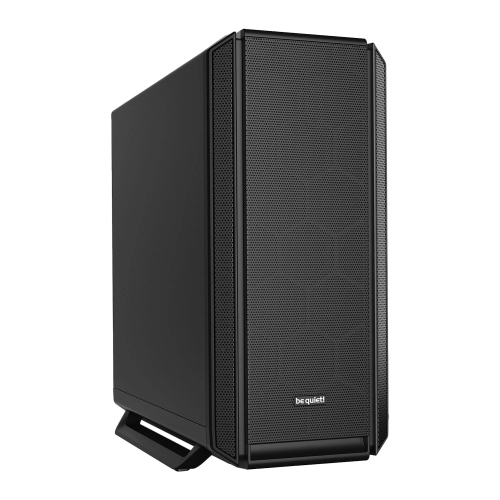 Be Quiet! Silent Base 802 Gaming Case, E-ATX, No PSU, 3 x Pure Wings 2 Fans, Fan Controller, USB-C, Interchangeable Top & Front