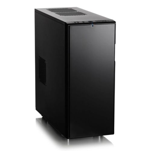 Fractal Design Define XL R2 (Black Pearl) Gaming Case, XL-ATX/E-ATX, Modular Design, 3 Fans, Fan Controller, ModuVent Technology, Sound Dampening