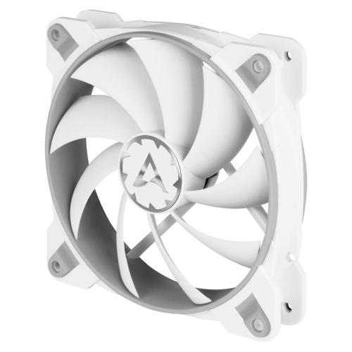 Arctic BioniX F120 12cm PWM PST Case Fan, Grey/White, 9 Blades, Fluid Dynamic, 200-1800 RPM, 10 Year Warranty