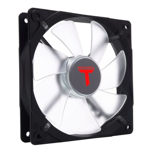 Riotoro Cross-X Classic Case Fan, 12cm, Hydraulic Bearing, Red LED
