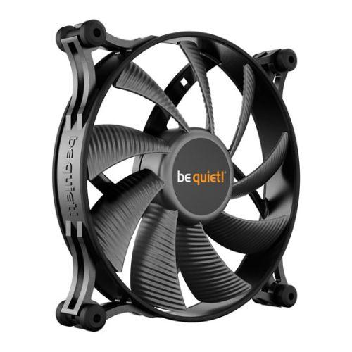 Be Quiet! (BL087) Shadow Wings 2 PWM Case Fan, 14cm, Rifle Bearing