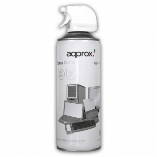 Approx Spray Duster, 400ml, 100% Ozone Friendly, Retail