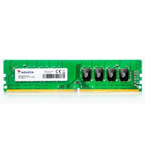 ADATA Premier, 4GB, DDR4, 2400MHz (PC4-19200), CL17, DIMM Memory, 512x16, OEM (Anti Static Bag)