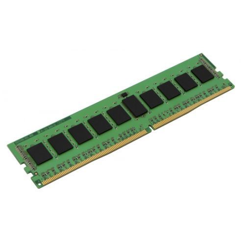 Kingston 8GB, DDR4, 2400 MHz (PC4-19200), CL17, DIMM Memory, Single Rank