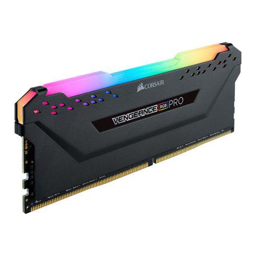 Corsair Vengeance RGB Pro 16GB, DDR4, 3600MHz (PC4-28800), CL18, XMP 2.0, Ryzen Optimised, DIMM Memory